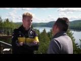 Nico Hulkenberg's Candid Career Conversation 2018 Canadian Grand Prix