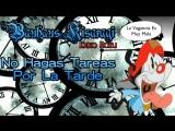 Kaio-Roku-No Hagas Las Tareas Por La Tarde-Bauhaus Kisaragi