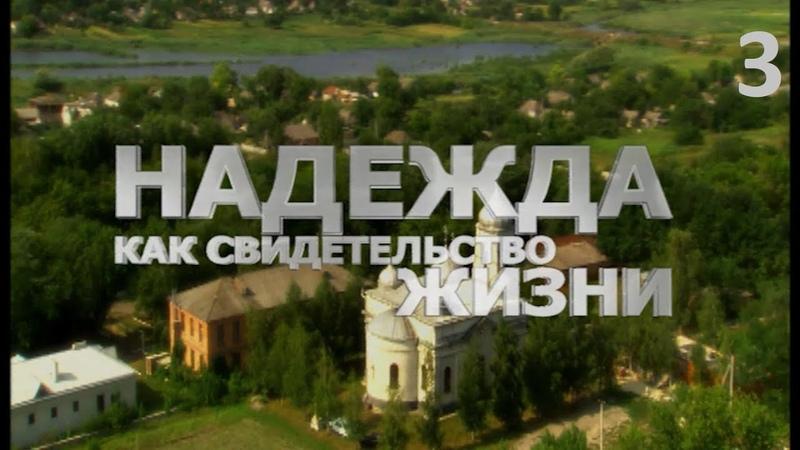 Надежда как свидетельство жизни 3 серия Фильмы новинки русские сериалы детективы мелодрамы