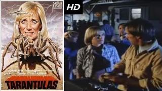 Tarántulas 1977, película de terror, clips movie.