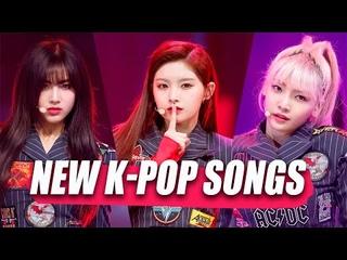 NEW KPOP SONGS MAY - JUNE 2021