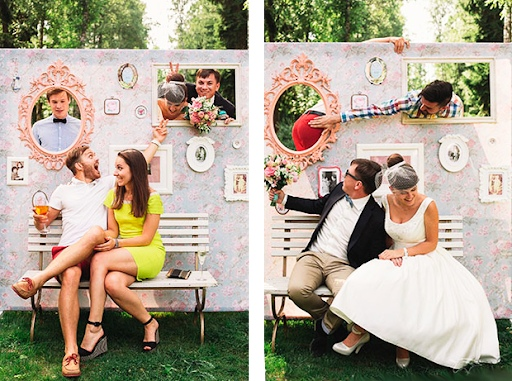Welcoma-зона на свадьбе!⠀, изображение №2