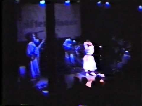 1987年 After Dinner ヨーロッパ・ツアー
