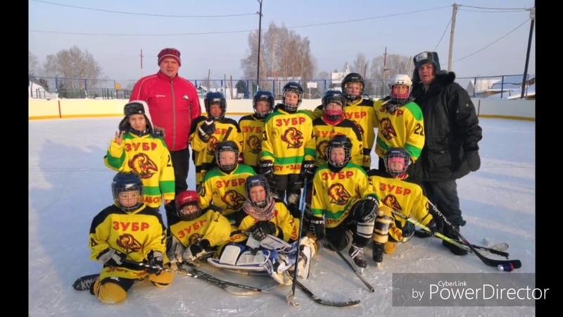 Трус не играет в хоккей! Турнир в Кривошеино на призы Колпашевского ГК КПРФ