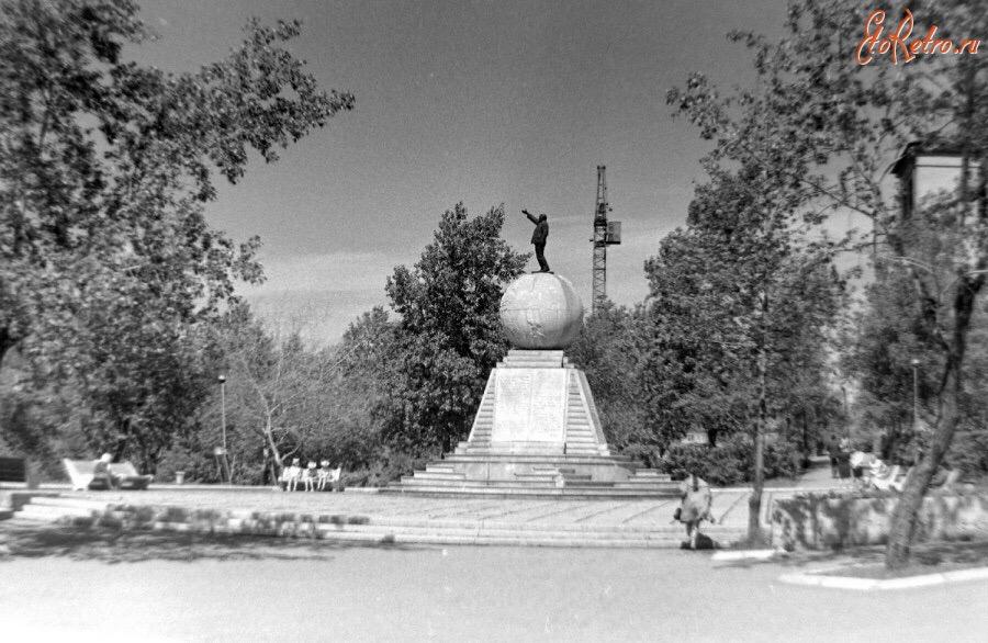 Памятник Ленину, 1971 год