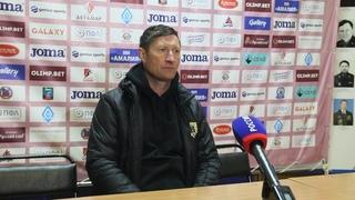 . Ринат Аитов о матче 20 тура ПФЛ «Динамо-Барнаул» - «Волга»