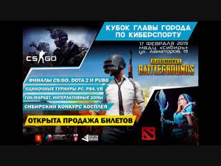 Кубок главы города Красноярска по CS:GO