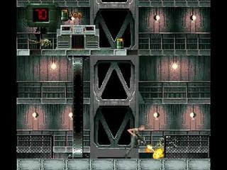 SNES Longplay [564] Alien 3