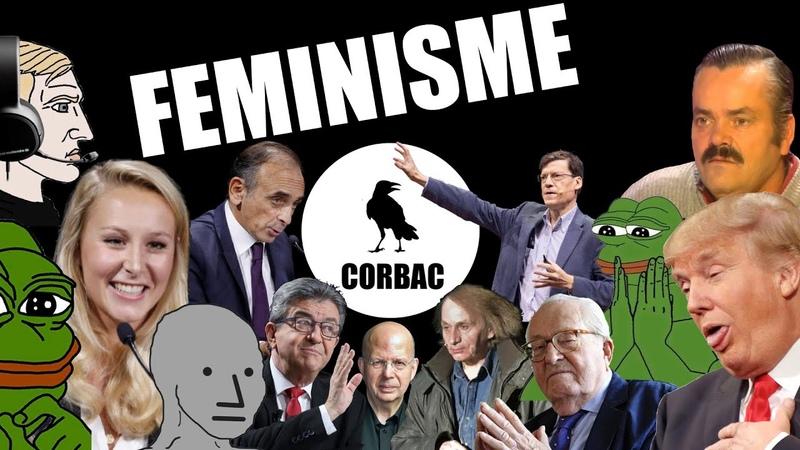 Corbac - La fumisterie féministe