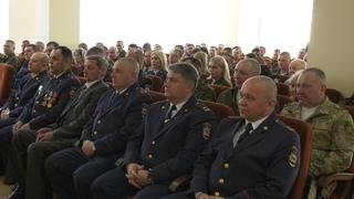 В УИН МВД ЛНР состоялось торжественное мероприятие