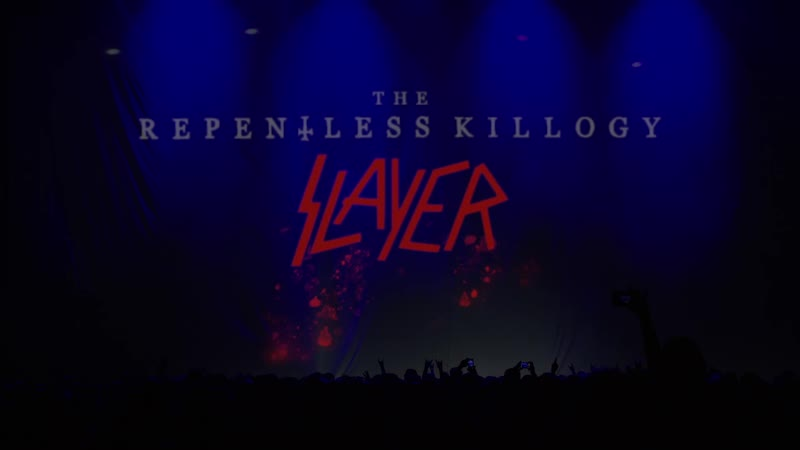 SLAYER Live At The Forum In Inglewood CA 2019 afonya drug