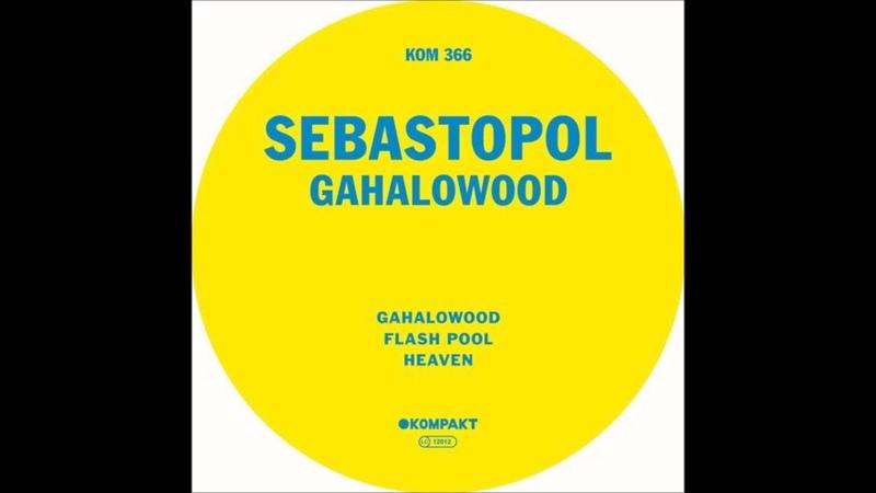 Sebastopol Gahalowood KOMPAKT366