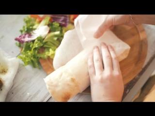 Tefal. Попробуйте традиционный фалафель из нута и зелени