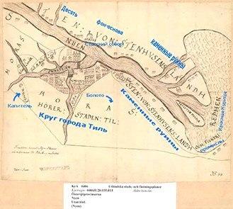 Петербург построен на руинах древнего города Тиль? RlZpmp54pzc