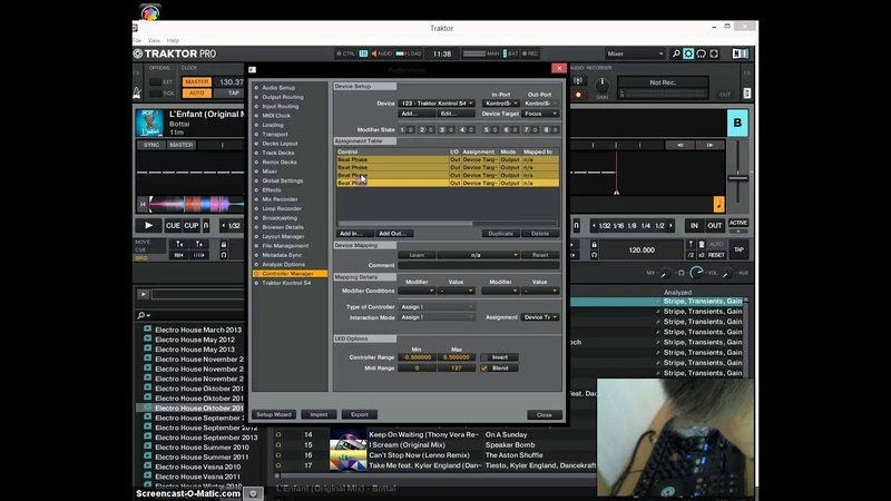 Урок 22 Все Про Mapping In Traktor Pro 2 6 6 The End 2