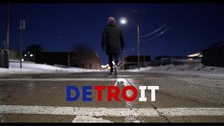 Самый опасный город США. Детройт.