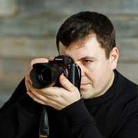Фотограф Хотенов Даниил