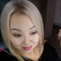 Чинара Борончиева фото со страницы ВКонтакте