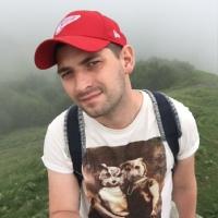Сергей Салихов фото со страницы ВКонтакте