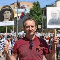 Фотография анкеты Сергея Зорина ВКонтакте