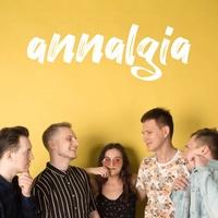 Логотип annalgia