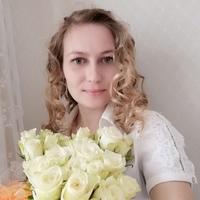 Фотография страницы Елены Игнатьевой ВКонтакте