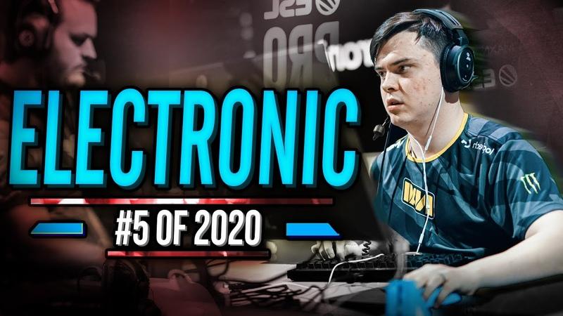 Electronic STILL OVERSHADOWED 5 Of 2020 CS GO