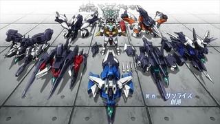 17 серия | Гандам: Сконструированные дайверы — Подъём 2 | Gundam Build Divers Re:Rise 2nd season[Amazing Dubbing]