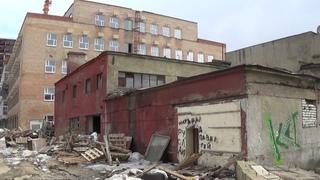 ЗиЛ. Внутри заброшенного здания. Познавательная находка