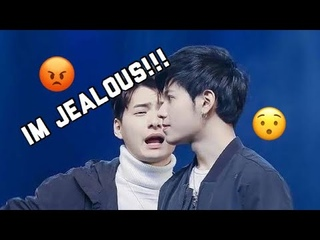 Krist and Singto being Jealous Boyfriend to each Other Moments   Peraya Family