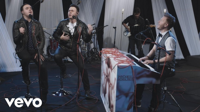 Noel Schajris - Hoy Es un Buen día (Sony Sessions)