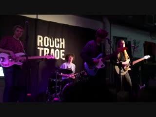 Calpurnia at rough trade, london, uk, 1 декабря 2018