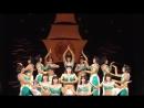 Танец Легенда о фараонах из спектакля Аурика ЦКИ Меридиан, 27 мая 2018г.