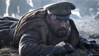 Герой. Военный фильм. Мелодрама