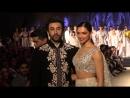 Sabana Azmi Host Fundraiser Show The Walk Of Mijwan With Deepika Padukone Ranb