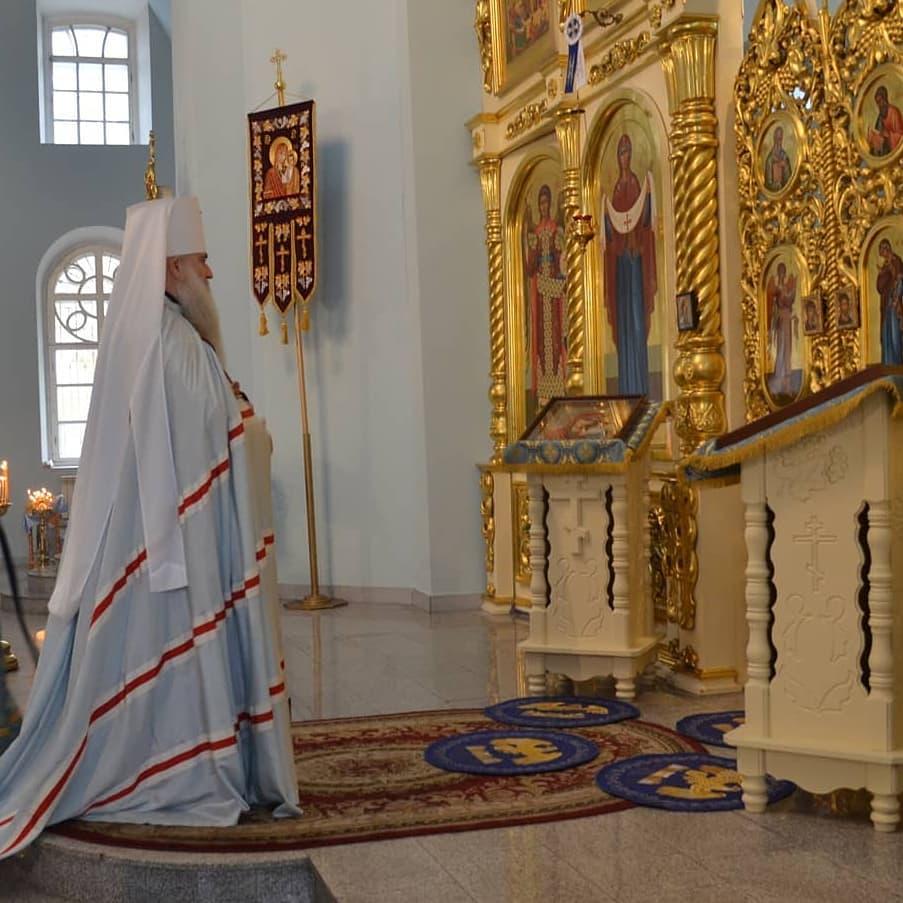 Сегодня православные верующие отмечают день Казанской иконы Божией Матери