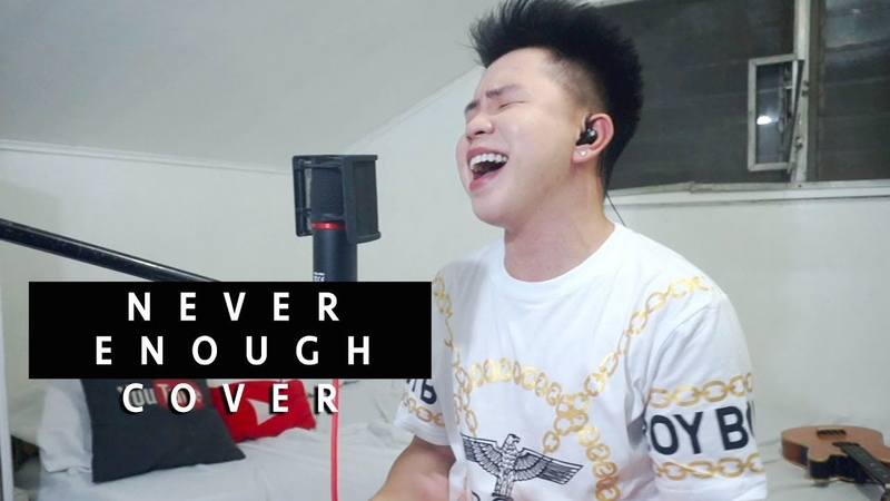 NEVER ENOUGH - Loren Allred (cover) From The Greatest Showman Karl Zarate *ORIGINAL KEY*