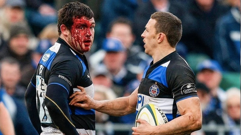 A Thugs' XV Rugby's Biggest Thugs