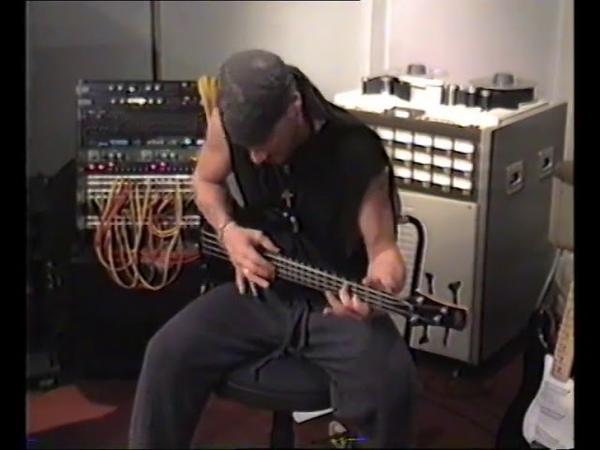 1996г А.Крупнов Белый Танец Запись басовых партий