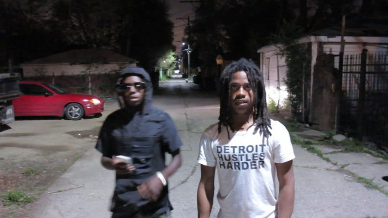 UNRELEASED FOOTAGE CHICAGO MACK BLOCK GANG YOUNG CHARLIE KING DMOE