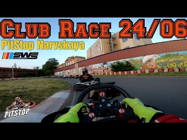 24 06 2020 Sodi World Series Club Race PitStop Narvskaya