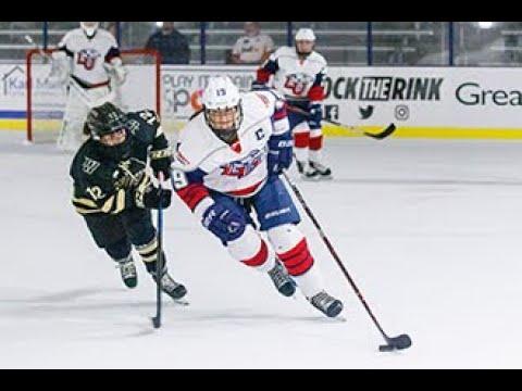 Libert D1W Hockey vs Washington Pride Game 2 Recap