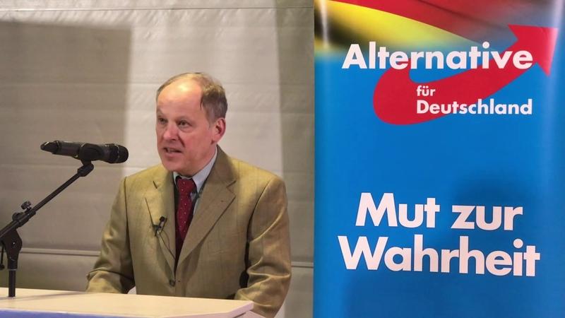 Andreas Seidler - AfD Karlsruhe - Rede zur Kommunalwahl
