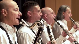 Les Bons Becs : Fugata - A. Piazzolla -