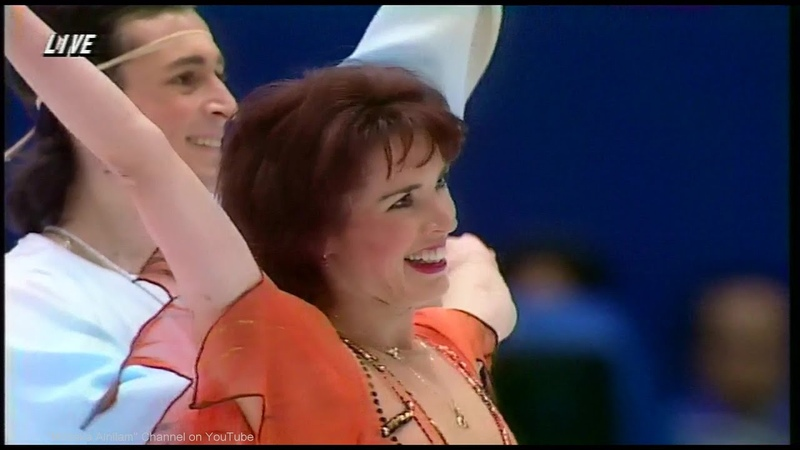 HD Lobacheva Averbukh 1998 Nagano Olympics FD Jesus Christ Superstar