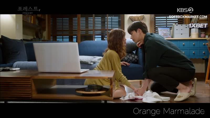 Отрывок из дорамы Лес Ты доктор или женщина 08 серия Озвучка SOFTBOX