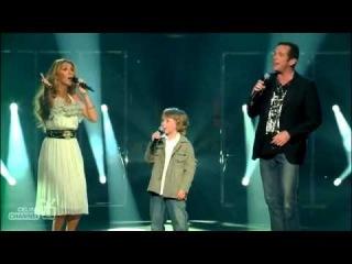 Garou, Céline Dion et Francis Bernier - Sous Le Vent