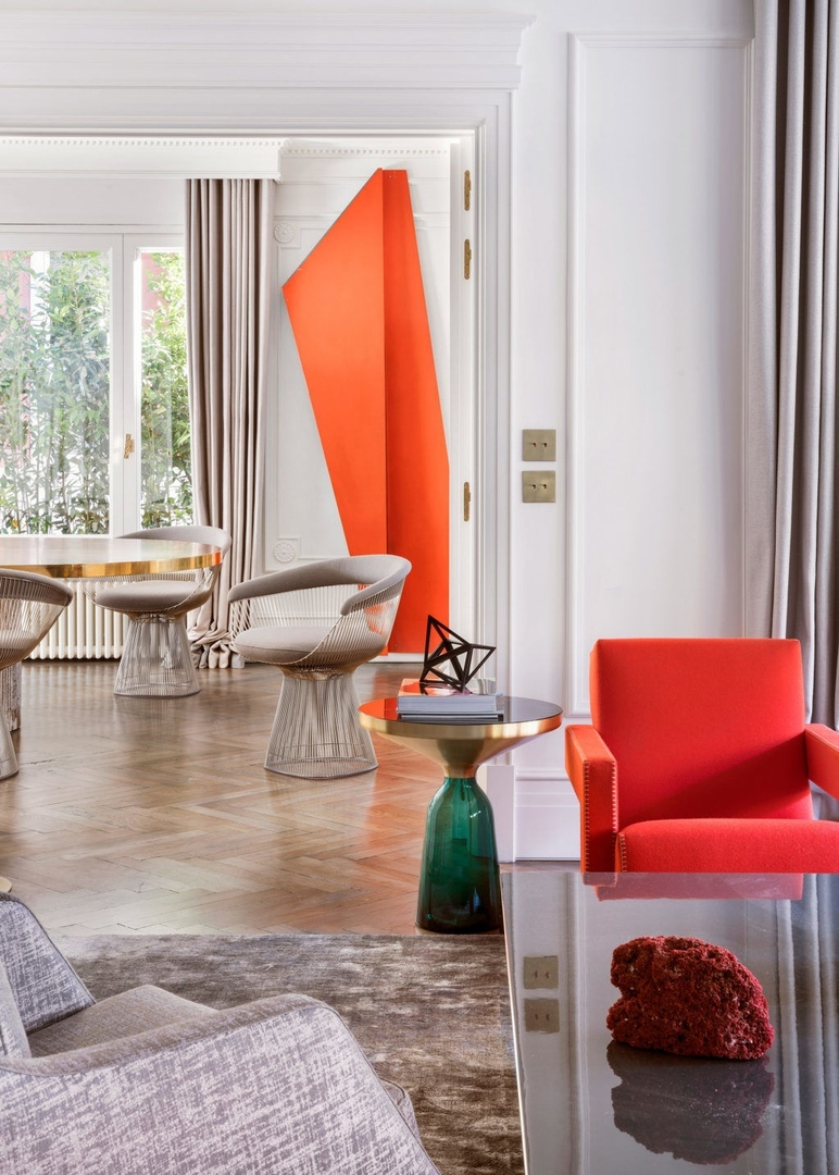 Квартира в Барселоне по проекту Хайме Берьестайна