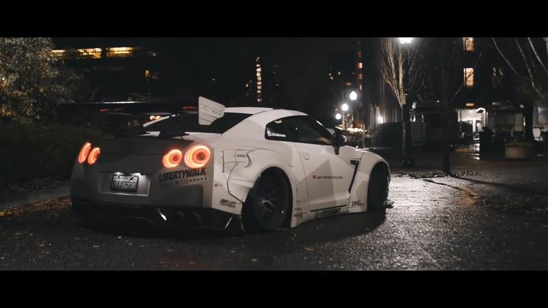 Night Lovell - Dark Light Liberty Walk GTR Showtime