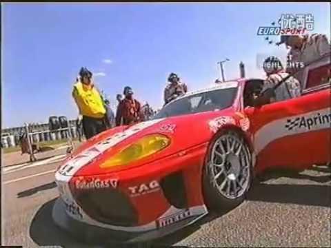 2004 FIA GT Championship Round 5 Brno